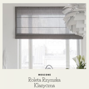 Rolety Rzymskie Kraków